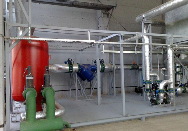 Подогреватели сетевой воды