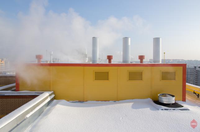 договор на обслуживание модульной газовой котельной