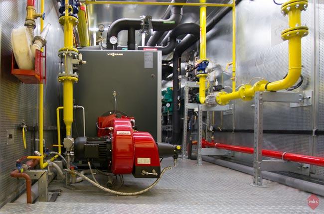 правила эксплуатации газовой модульной котельной мощность 1.12 мвт