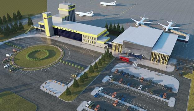 Аэропорт ставрополь проект